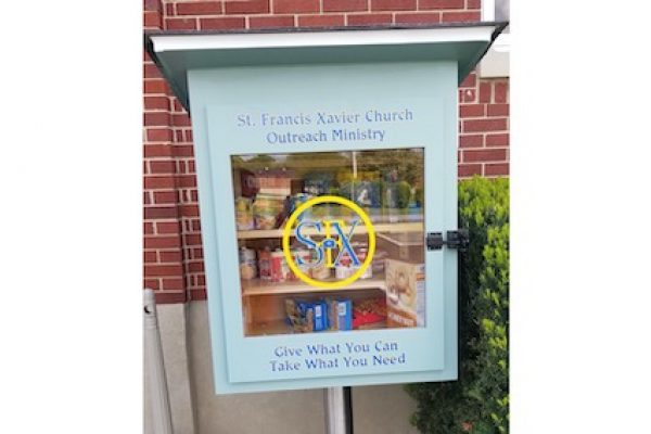 Outreach Ministry Pantry – Temporarily Unavailable