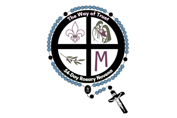 The Way of Trust – 54 day Rosary Novena